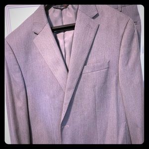 A contemporary classic two piece suit by Sean John